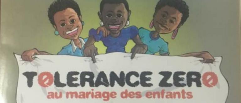 Article : Le Bénin s'engage contre le mariage des enfants