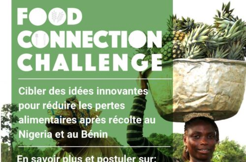 Article : Appel à Candidatures : Food Connection Challenge 2018 au Bénin et au Nigéria