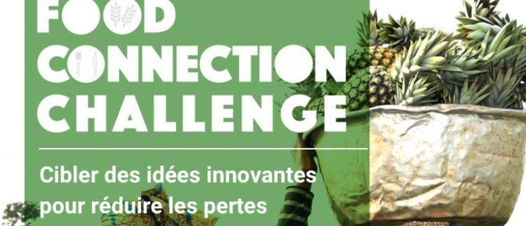 Article : Appel à Candidatures : Food Connection Challenge 2018 au Bénin et au Nigéria